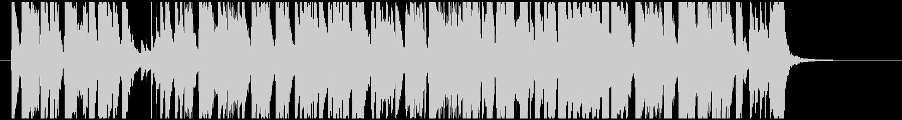 コミカル_Bの未再生の波形