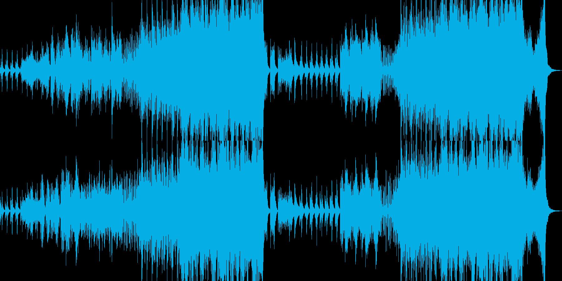 出会いと別れ・クラシカルアレンジ 長尺の再生済みの波形