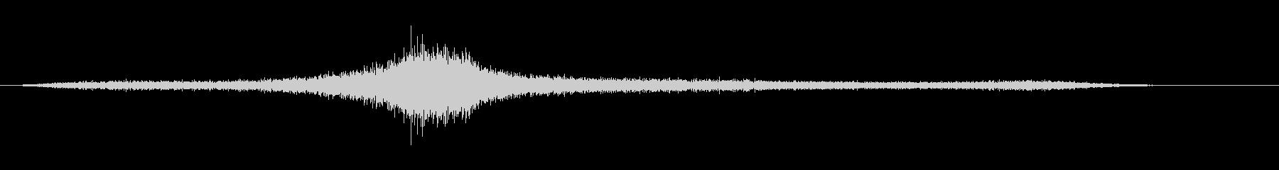 【生録音】 早朝の街 交通 環境音 10の未再生の波形