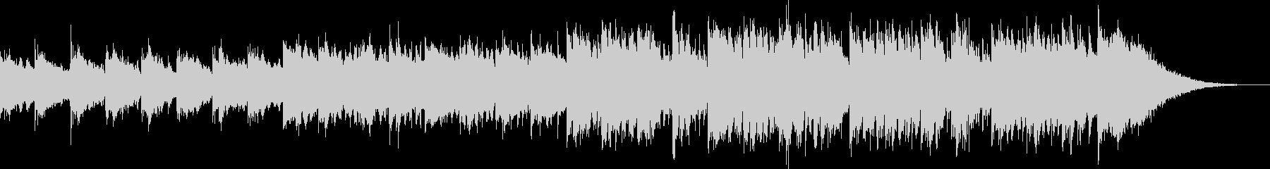 実験的 ロック ポストロック ポッ...の未再生の波形