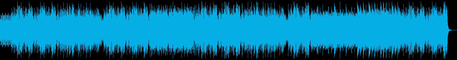 明るく楽しいキッズピアノ:スネア木琴なしの再生済みの波形