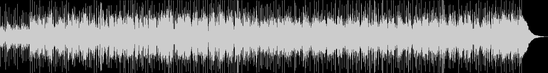 【生演奏】サックスの爽やかスムースジャズの未再生の波形