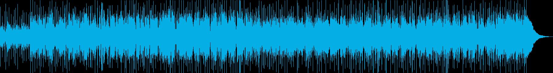 【生演奏】サックスの爽やかスムースジャズの再生済みの波形