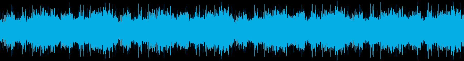 【ループ】温かみのある空気感チルの再生済みの波形