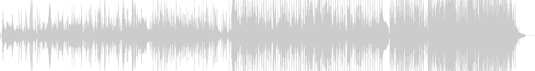 Jazzy female vocalist's unreproduced waveform