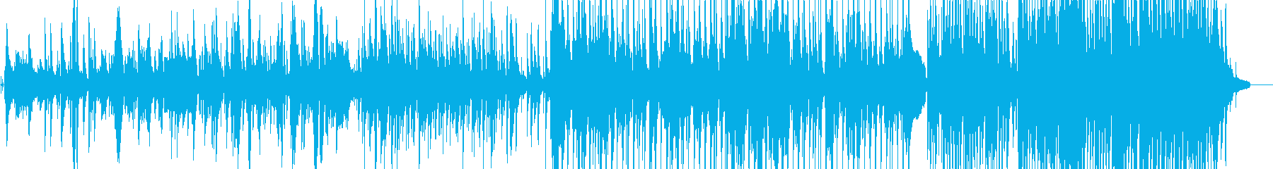 Jazzy female vocalist's reproduced waveform