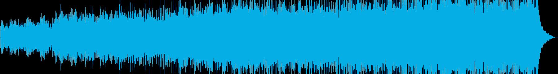 現代の交響曲 室内楽 企業イメージ...の再生済みの波形