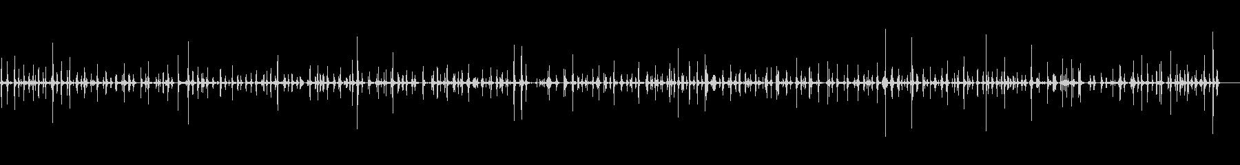 長いエントリのキー、オフィスコンピ...の未再生の波形