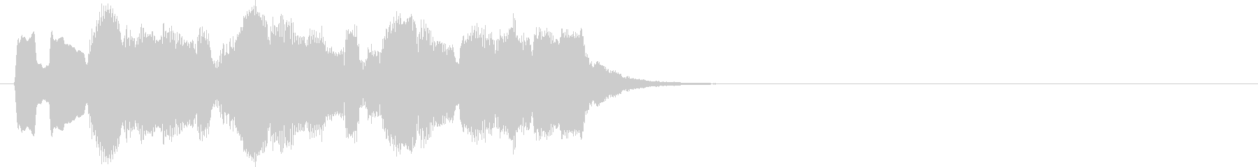 This is a short tune of a joy song.'s unreproduced waveform