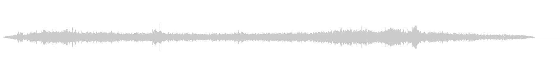 メーター2の未再生の波形