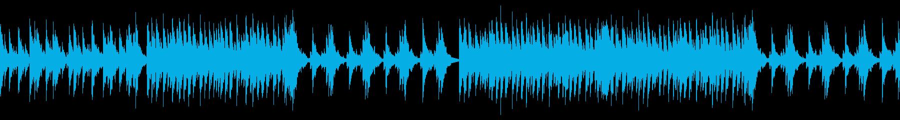和太鼓アンサンブル(声なし)、力強いeの再生済みの波形