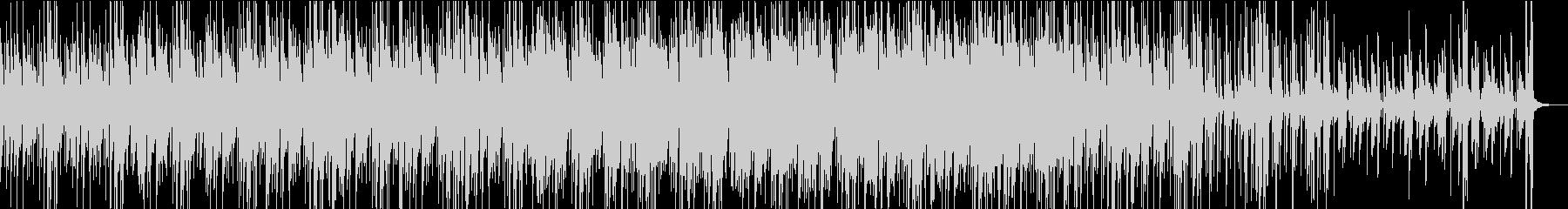 Funky Jazz Swing の未再生の波形