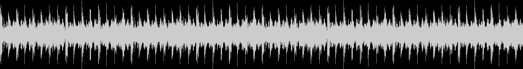 ストローブループ1の未再生の波形