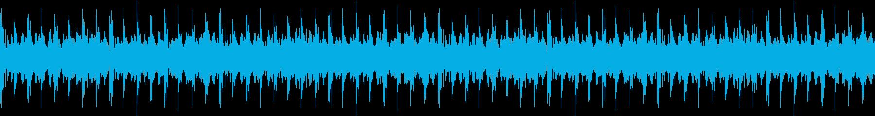 ストローブループ1の再生済みの波形