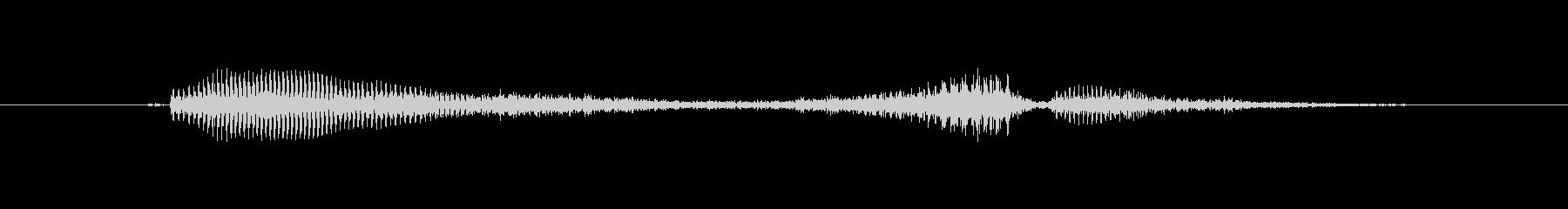 yoisho's unreproduced waveform