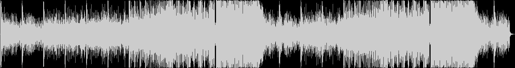 カワイイフューチャーベース風シリーズの2の未再生の波形