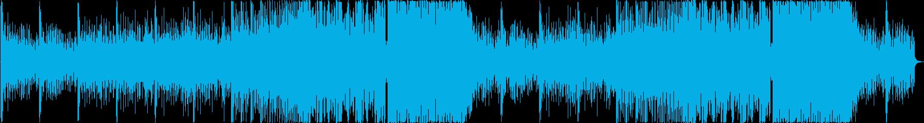 カワイイフューチャーベース風シリーズの2の再生済みの波形