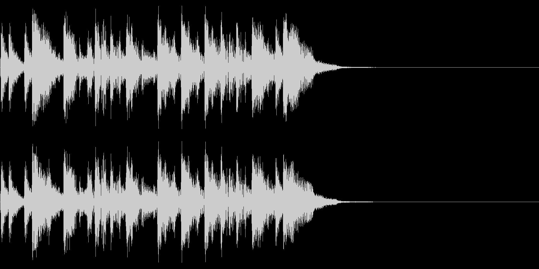 ストラットALT。混合の未再生の波形