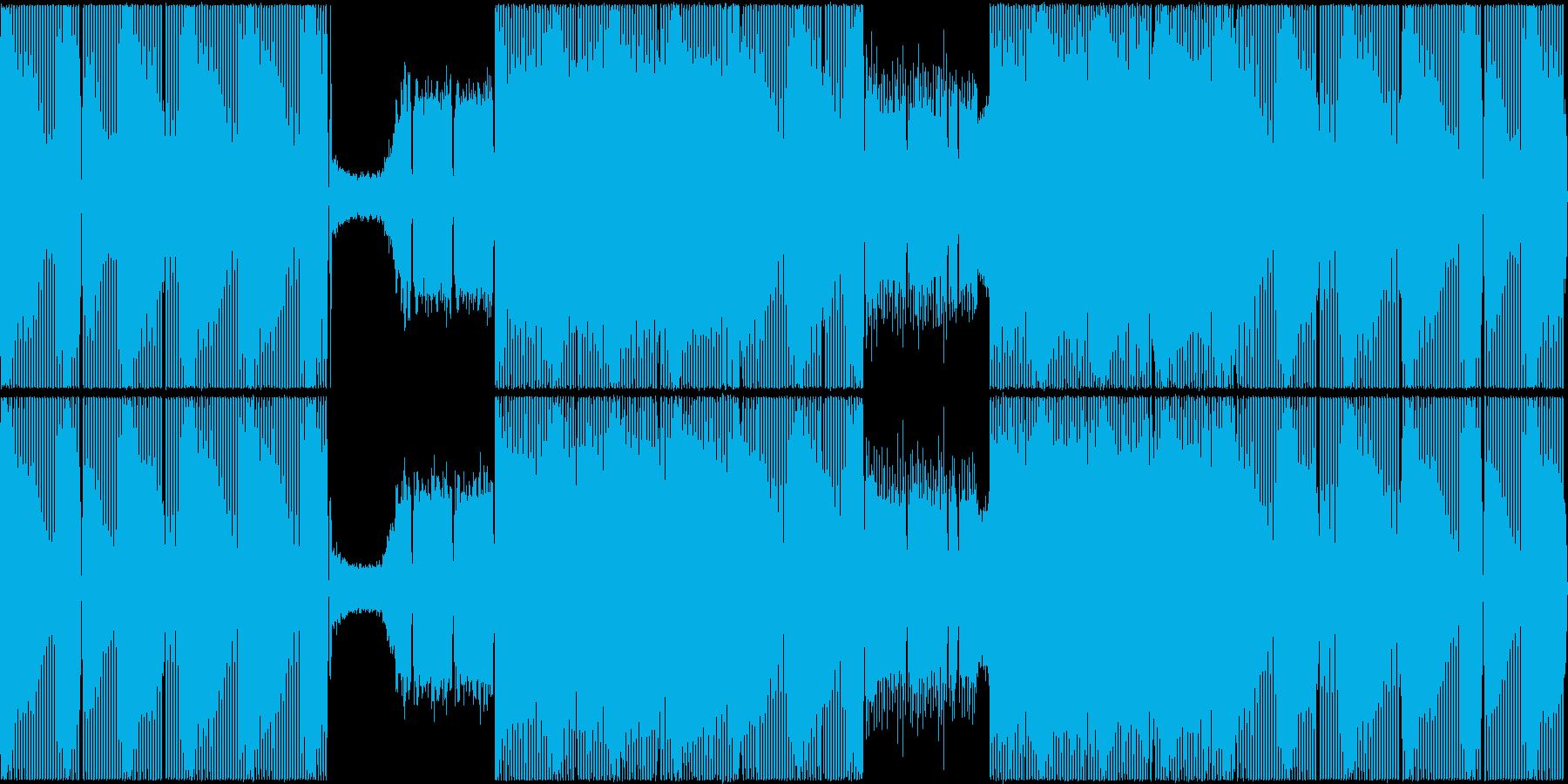 クラシック。家の中のロンド・ヴェネ...の再生済みの波形