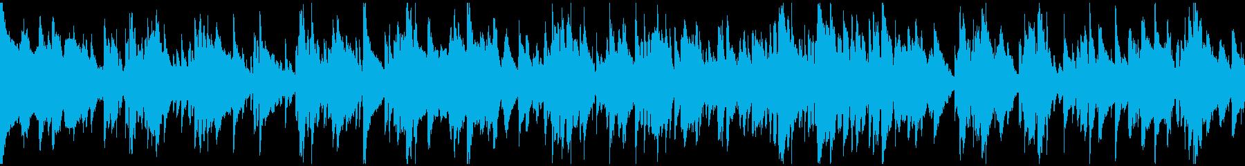 エロい艶めかしいサックス ※ループ仕様版の再生済みの波形