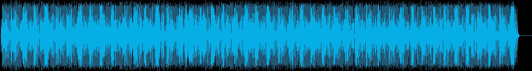 クッキング-雑談-CM-可愛い-おもちゃの再生済みの波形