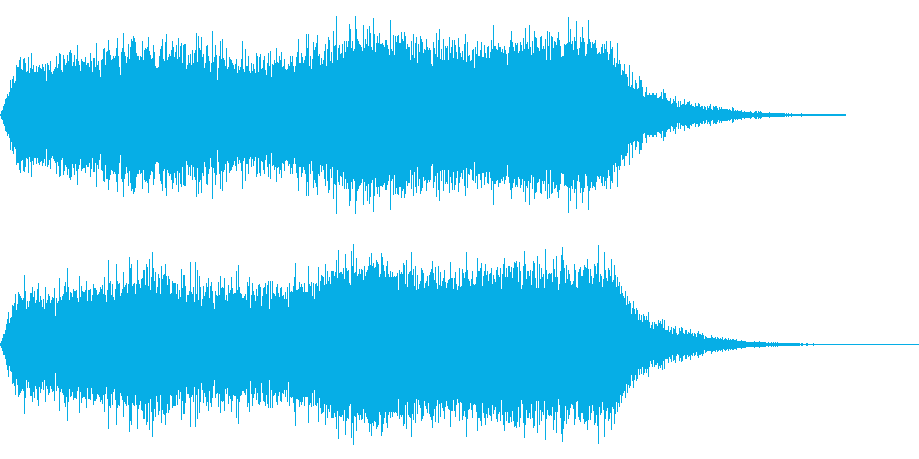CINEMATIC RISER_22の再生済みの波形