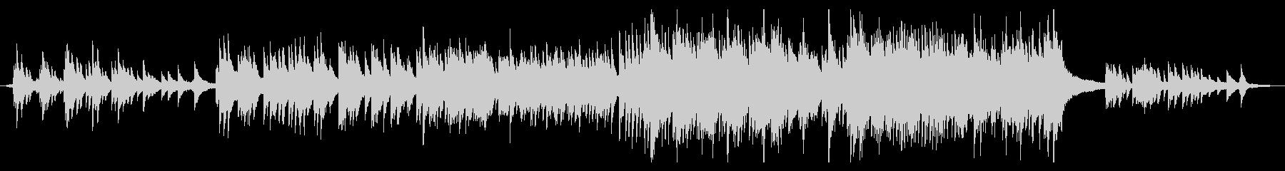 現代の交響曲 企業イメージ ポジテ...の未再生の波形
