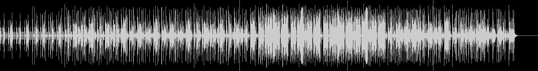 ドラムロールM クイズBGM スネアの未再生の波形