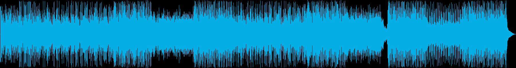 モダンでクールなオリジナルのクリス...の再生済みの波形