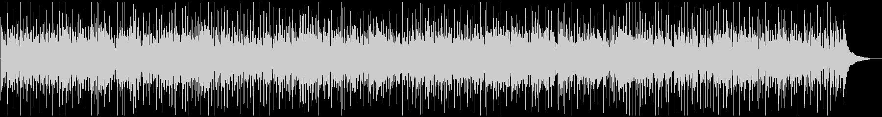 ピアノ、カントリーバラードの未再生の波形