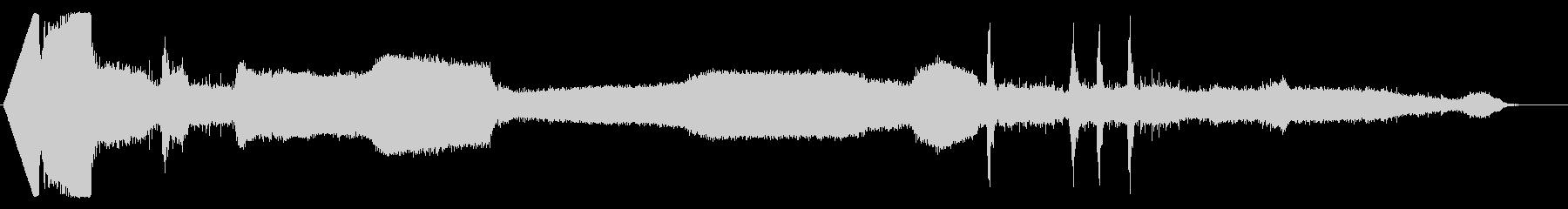 ビンテージフォーミュラ1;内部レー...の未再生の波形