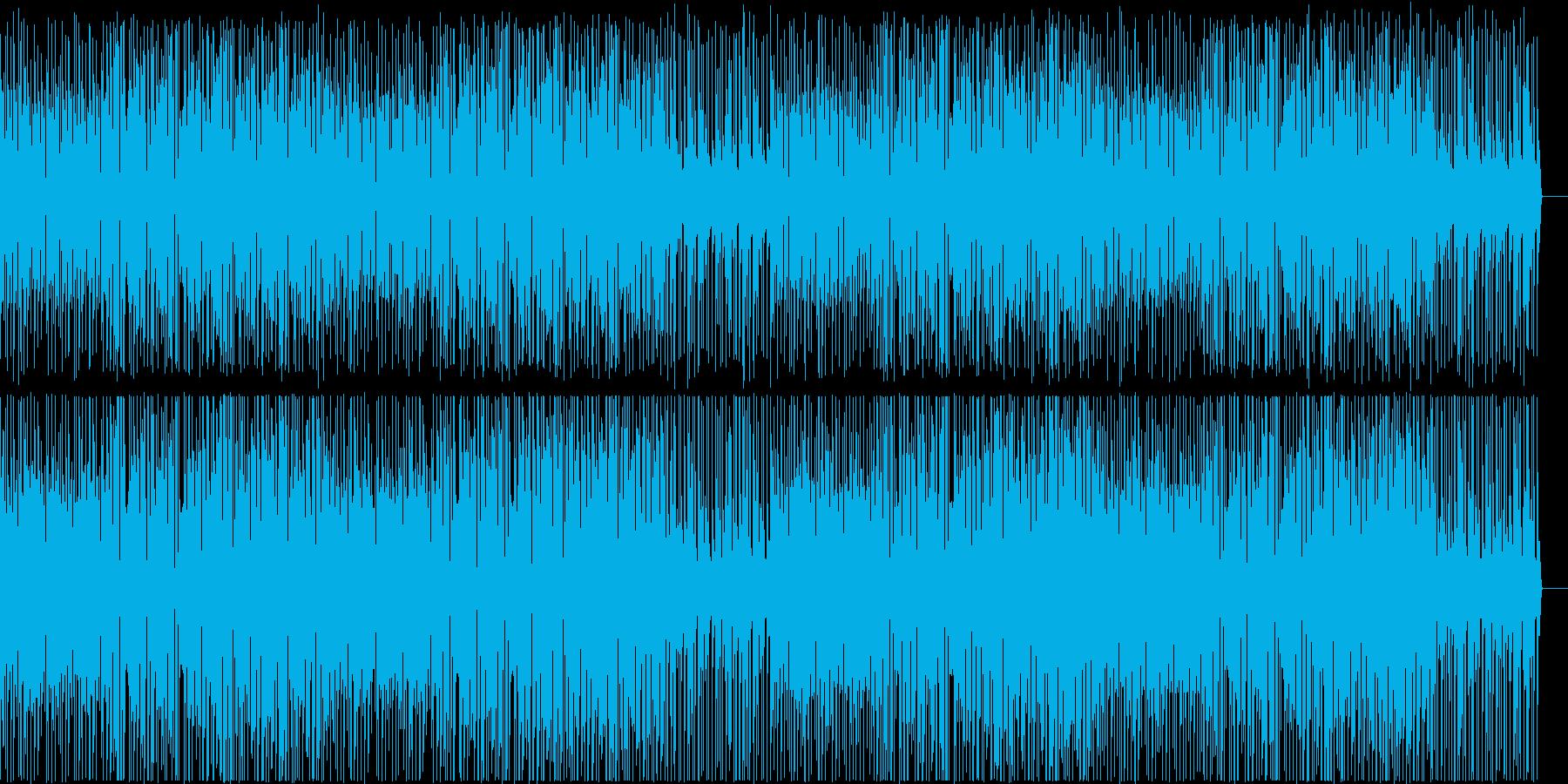 【ワールド】情熱的なキューバ音楽の再生済みの波形