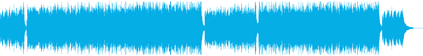 雄大シネマティックピアノ:メロディ無しの再生済みの波形