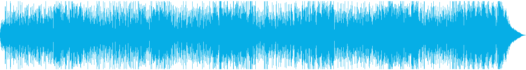 生演奏・フルートとストリングスのボサノバの再生済みの波形