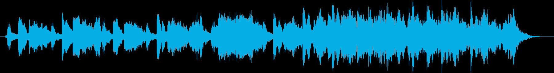 【生演奏】女声コーラスロジカル謎解き推理の再生済みの波形