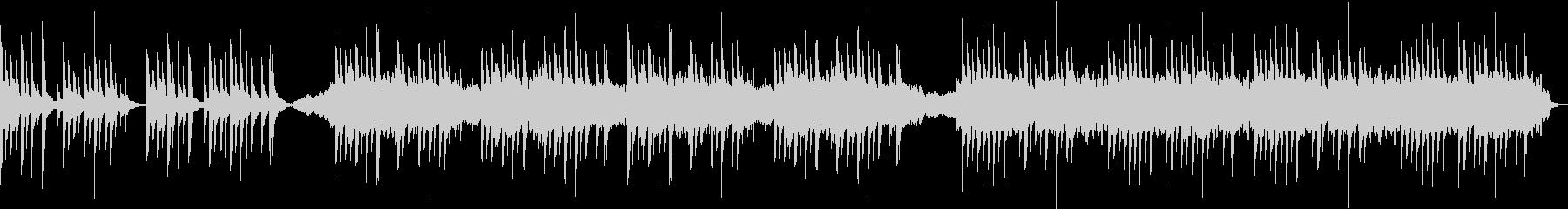 ストレス、イライラも解消されるピアノ音楽の未再生の波形