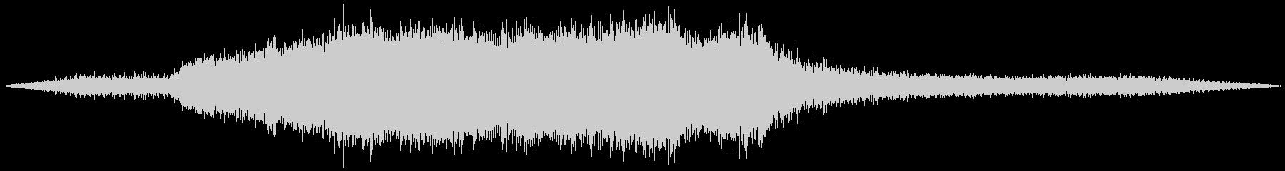16フィートディーゼルボックストラ...の未再生の波形