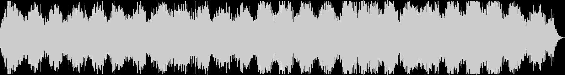 PADS ジャングルオブテンション01の未再生の波形