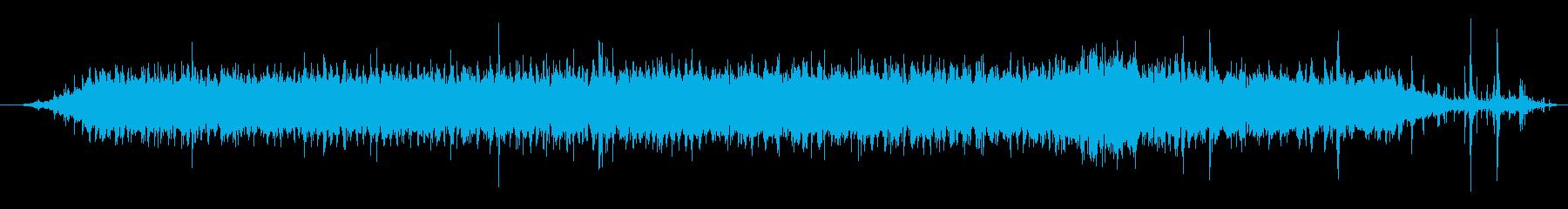 Imaxフィルムカメラ:スタート、...の再生済みの波形