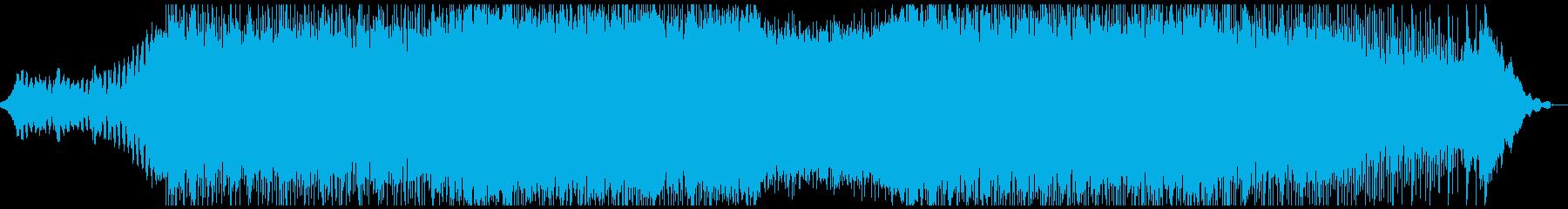 ダブスッテプ 実験的な おしゃれ ...の再生済みの波形