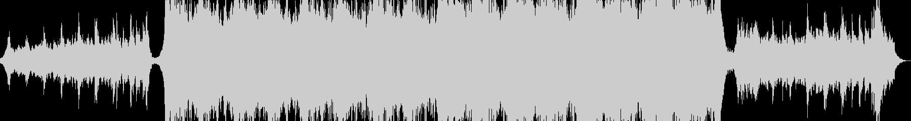 現代的 交響曲 エレクトロ コーポ...の未再生の波形