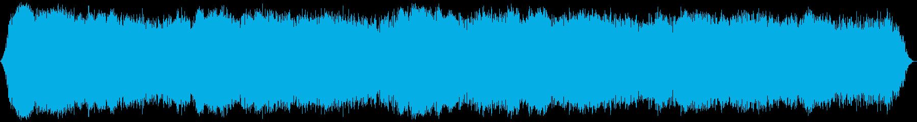 デブリス、ウェザーストームズ&ナチ...の再生済みの波形