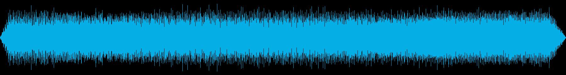 スペースモーター:ヘビーリズミック...の再生済みの波形