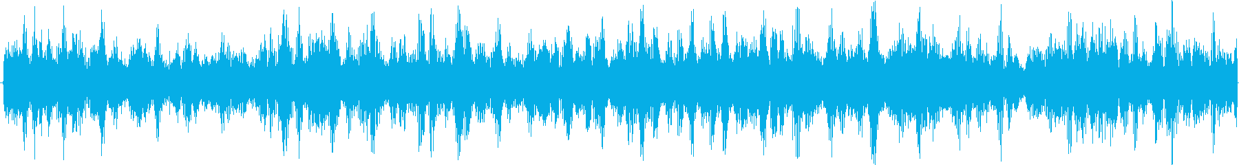 ゲコゲコ(蛙の鳴き声) 音量大の再生済みの波形