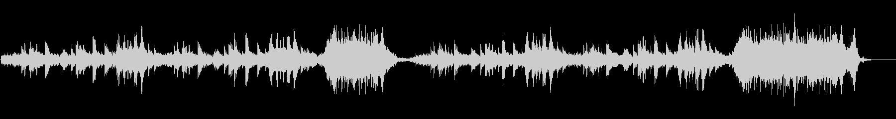 RAINY DAYS/レイニー・デイズの未再生の波形