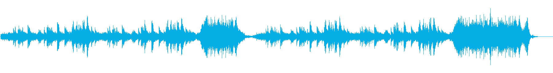 RAINY DAYS/レイニー・デイズの再生済みの波形