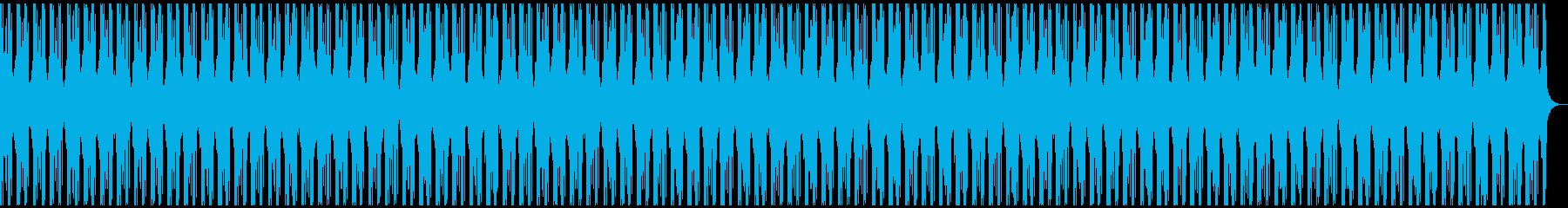 不安、疑惑、ミステリー、ダーク、10分の再生済みの波形