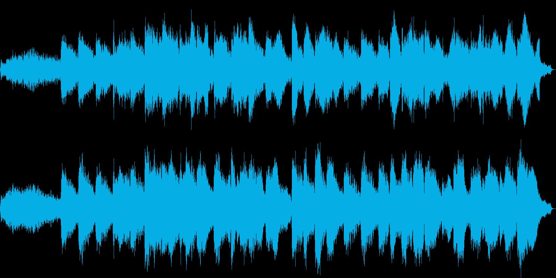 ヨガ瞑想 霊峰富士と龍 美術館・博物館の再生済みの波形