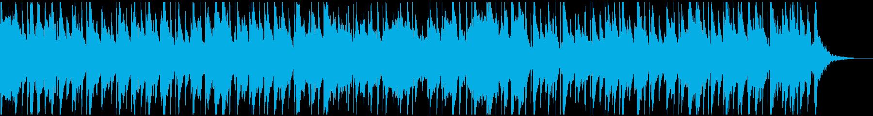 童謡「春よ来い」生楽器ウクレレアレンジの再生済みの波形