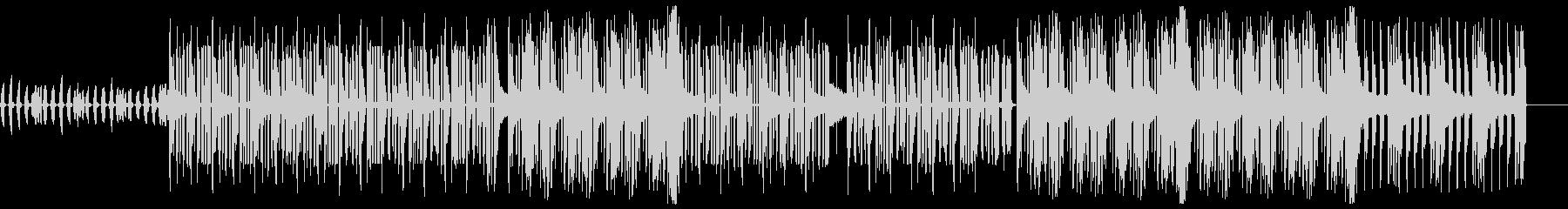 ダーク 不気味 ヒップホップ トラップの未再生の波形